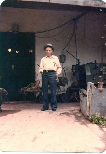 Luis Zambrano, con autogestión, hizo de la mecánica una forma de trabajo liberador