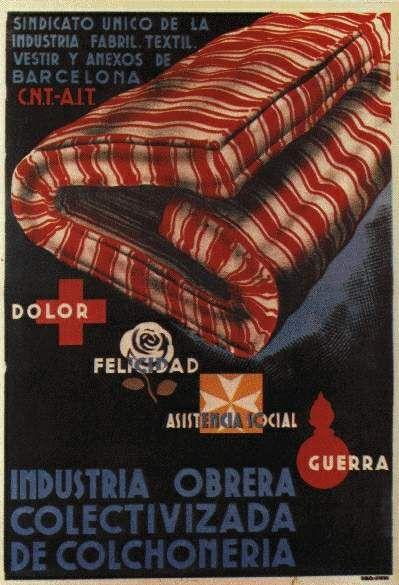 La autogestión en la Revolución Española trazó horizontes para la economía solidaria y el trabajo liberador.
