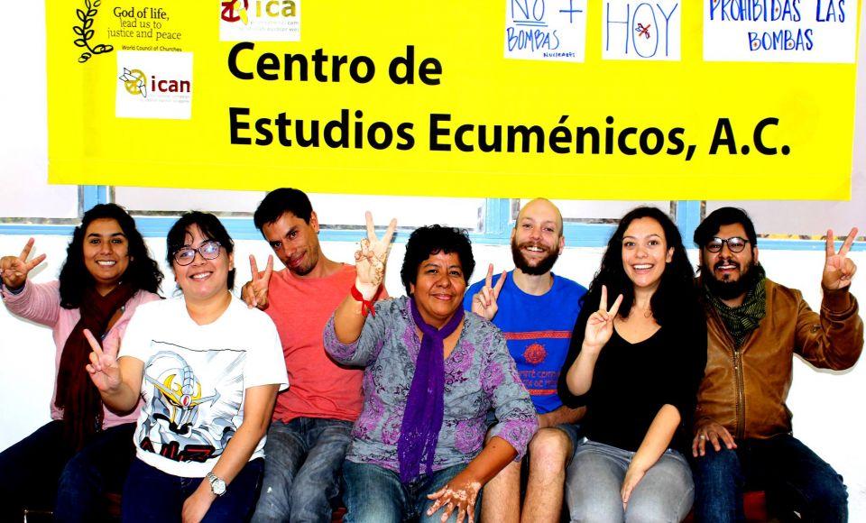 El Centro de Estudios Ecuménicos, con autogestión y economía solidaria, hace del cultivo una forma de trabajo liberador.