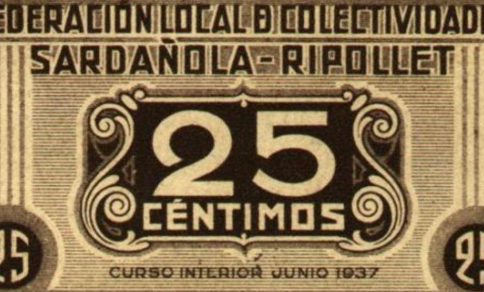 Las colectivizaciones en España son modelo de autogestión, economía solidaria y trabajo liberador.
