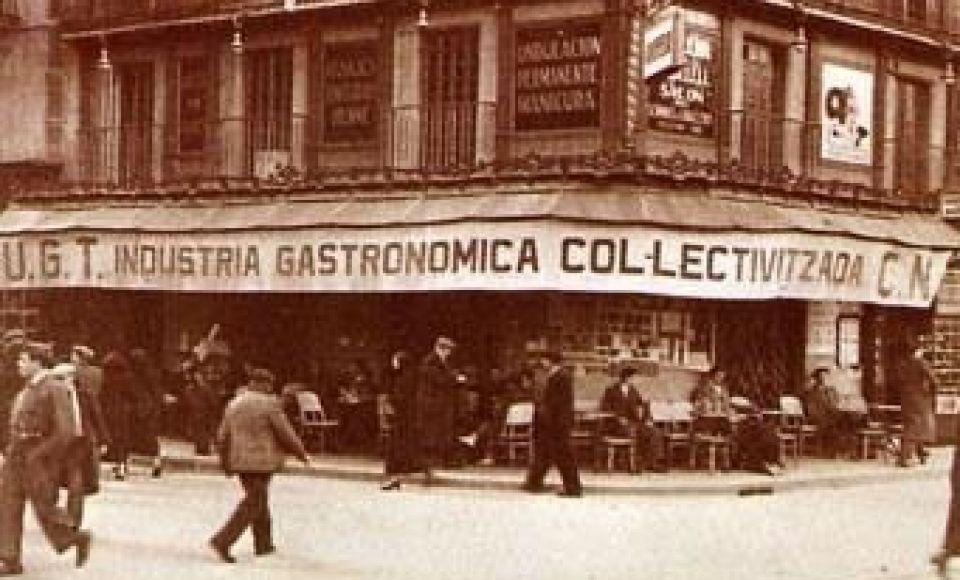 La autogestión en las colectivizaciones de la Guerra Civil Española son modelo de economía solidaria y trabajo liberador.
