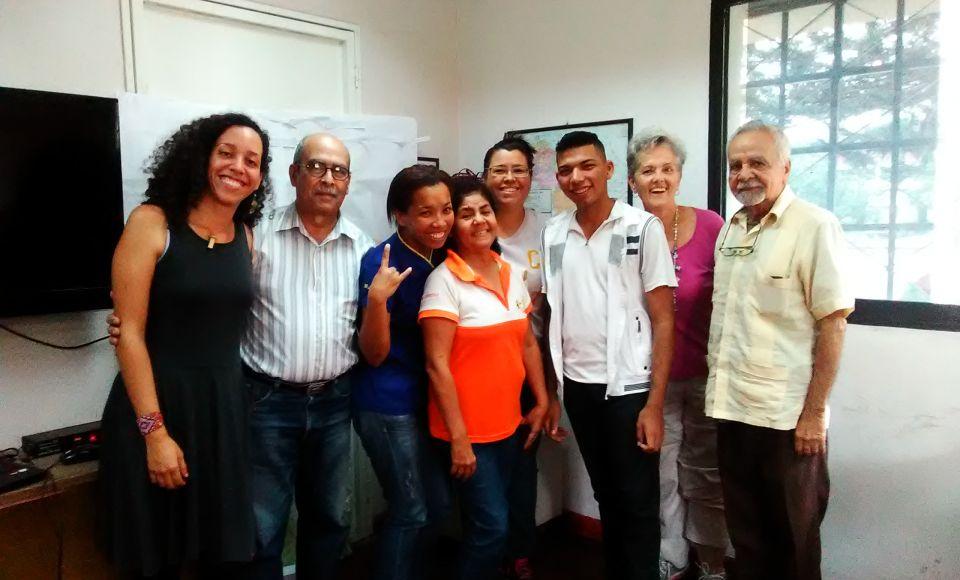 Chamba Coop, con el editaton en la red de cooperativas venezolana Cecosesola, construye economía solidaria a partir del trabajo liberador y la autogestión