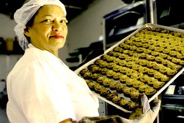 La Comuna Juana Ramírez La Avanzadora, con autogestión y economía solidaria, hace del pan una forma de trabajo liberador