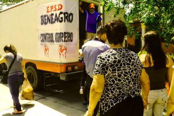 La autogestión y la economía solidaria le han permitido a Beneagro construir un piso organizativo para impulsar el trabajo liberador.