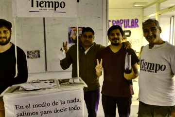 La Cooperativa Por Mas Tiempo construye economía solidaria a partir del trabajo liberador y la autogestión