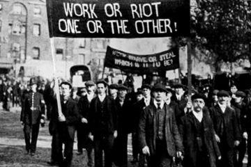 Mayo de 1886,  El movimiento Obrero y la masacre de los mártires de Chicago