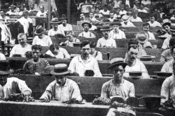 Sindicato azucarero cubano en 1930